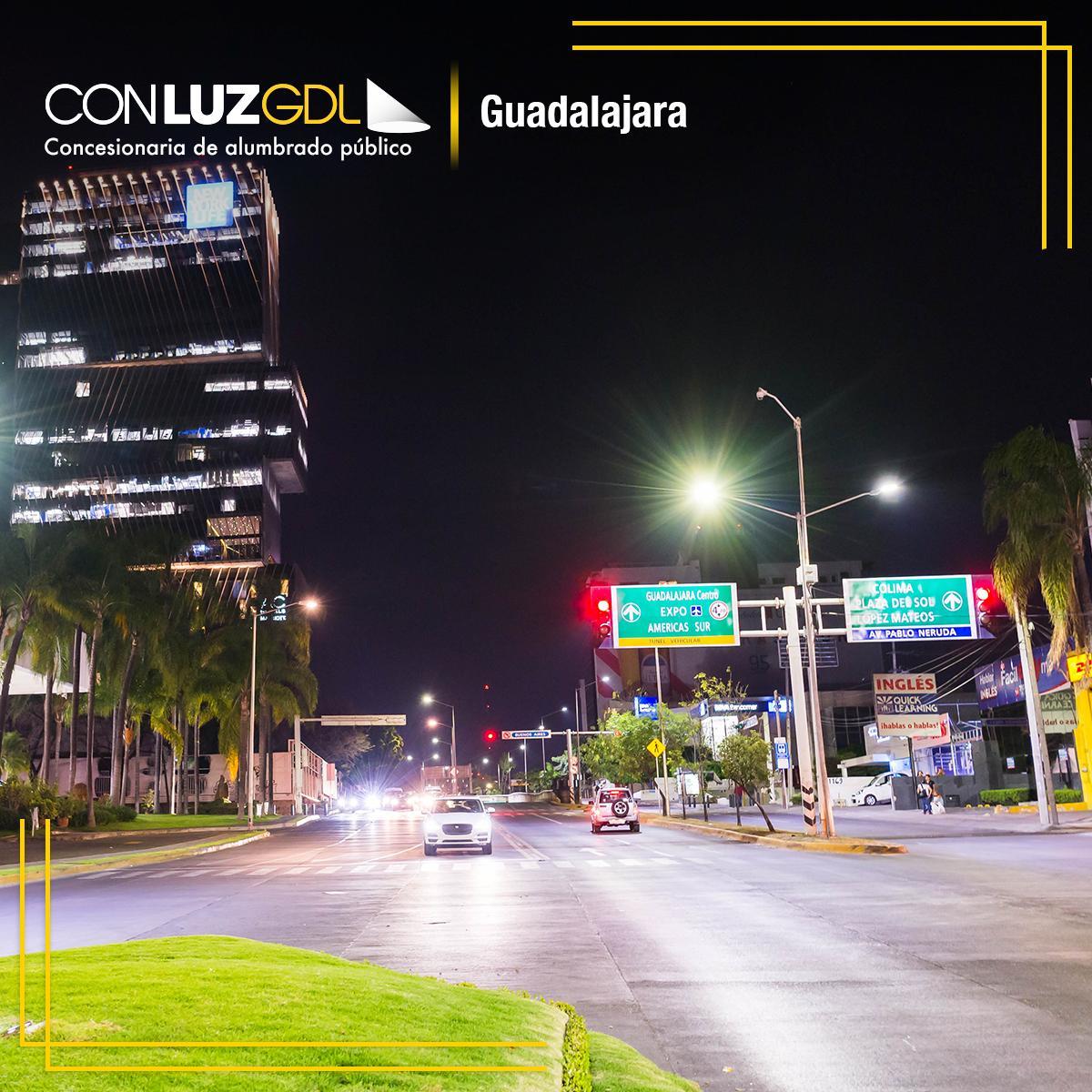 Tu participación es importante. Recuerda comunicarte con nosotros para cualquier solicitud de mantenimiento. #Luz #LED #Guadalajara #Jalisco