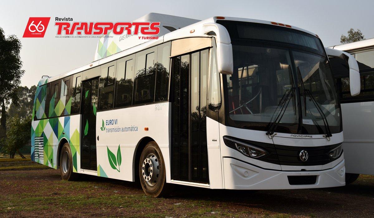 De un total de 4,500 unidades de #TransportePúblico en el área metropolitana de #Guadalajara, el 10% opera a base de gas natural 👉 http://bit.ly/2x2LiiR