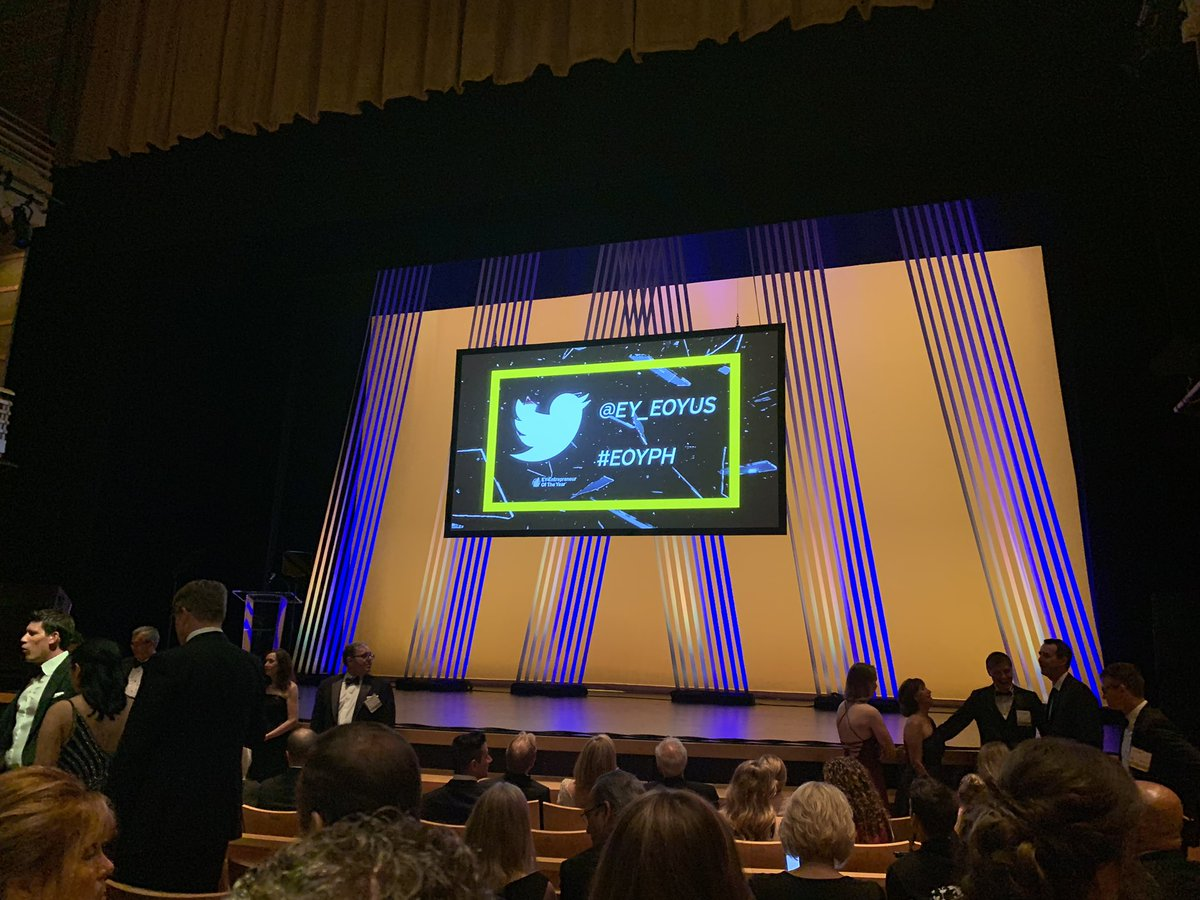 Ready for the Ernst & Young Entrepreneur of the Year Award Ceremony! #EOYPH @EY_EOYUS<br>http://pic.twitter.com/ahnpMOK4pd