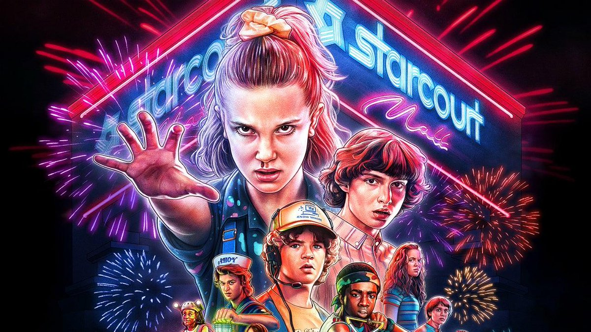 Netflix in July means new Stranger Things, Orange is the New Black, Queer Eye, and more. http://bit.ly/2x4lYJl
