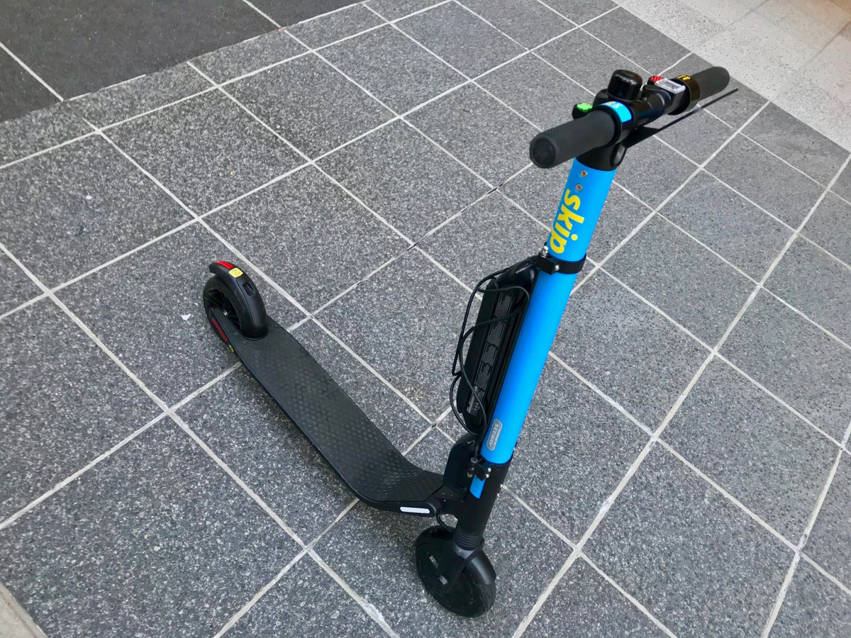 skipscooters hashtag on Twitter