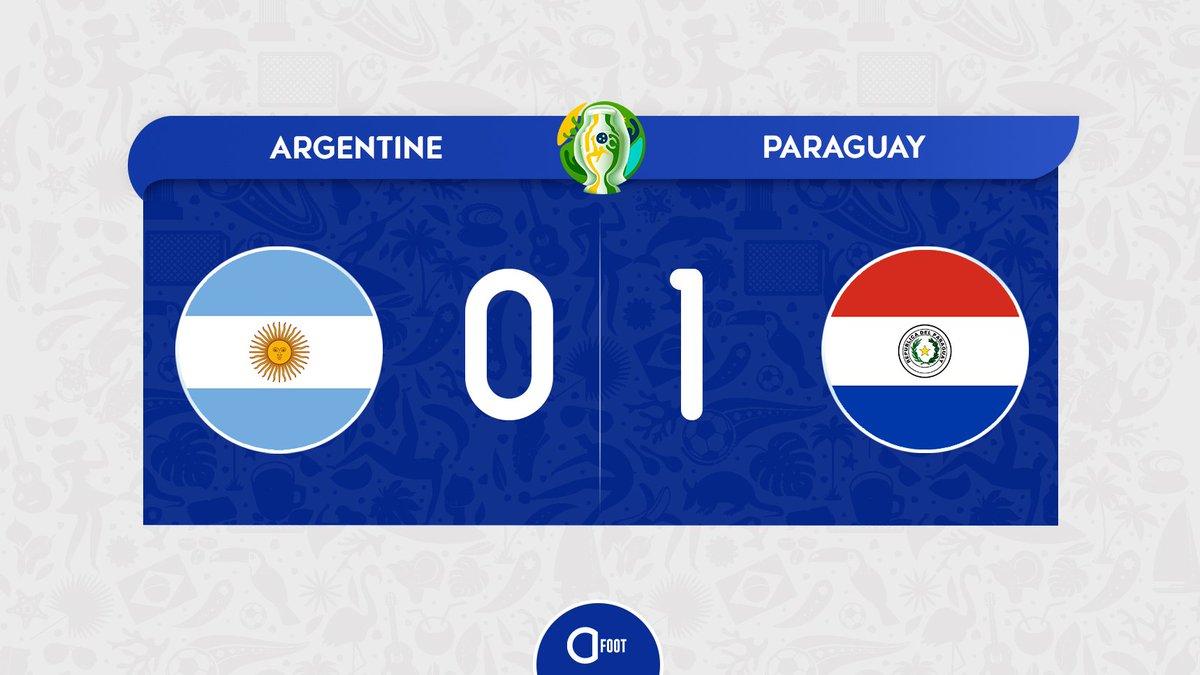 ⚽ BUUUUUUUUUUTT DE SANCHEZ !!! ARGENTINE 🇦🇷 0-1 🇵🇾 PARAGUAY