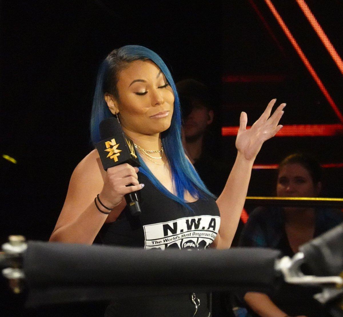 @MiaYim's photo on #WWENXT