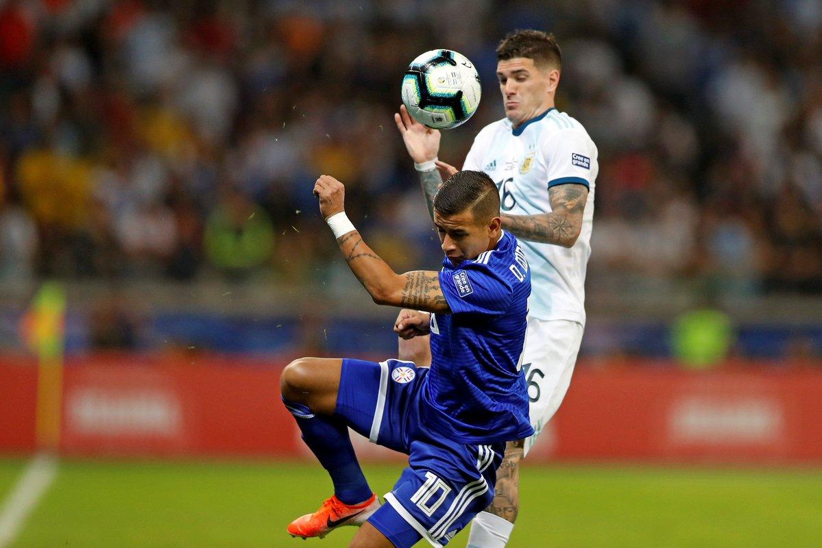 КА. Аргентина - Парагвай 1:1. Дерлис Гонсалес не забил пенальти и спас альбиселесте от фиаско - изображение 2
