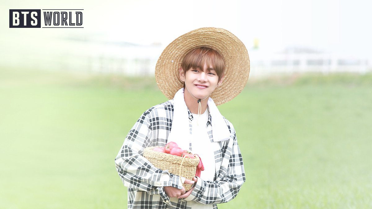 Why don't you have a snack? BTS WORLD Another Story! Lv. 1 Farmer Kim Taehyung Now Open! 🍅 ▶btsw.netmarble.com/btsworld/member #NewbieFarmer #Farming_Level1 #Games_MAXLevel #BTSWORLD #Pre_Register_Now