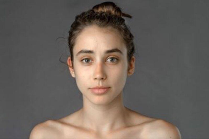 国ごとに【美人】の顔は違ってくる・あなたならどう加工する?????