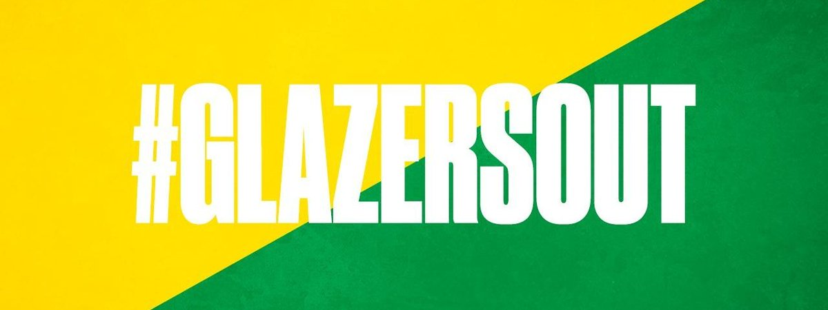 Our history wasn't theirs to buy and our future isn't theirs to gamble!  #GlazersOut<br>http://pic.twitter.com/cit0uPOYSu