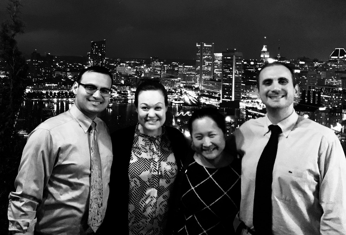 Appreciation beyond words for the leadership of our Assistant Chiefs of Service. #OslerPride   @AmitGoyalMD @JZimmermanMDPhD  Susan Lin @david_furfaro<br>http://pic.twitter.com/MDFmJAGBom