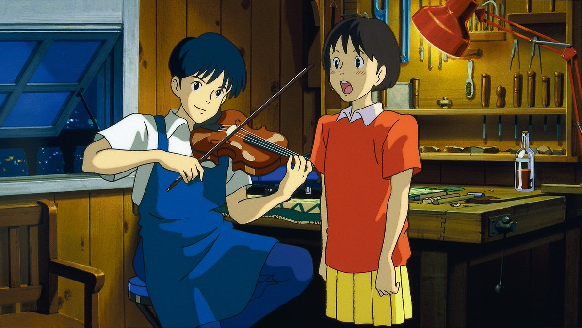From the legendary Studio Ghibli comes Whisper of the Heart, in theaters July 1 & 2! Enter for a chance to win two tickets:  https:// animesuperhero.com/whisper-of-the -heart-gkids-ticket-giveaway/  …  @gkidsfilms #WhisperOfTheHeart #GhibliFest<br>http://pic.twitter.com/Zep6NbLuuU