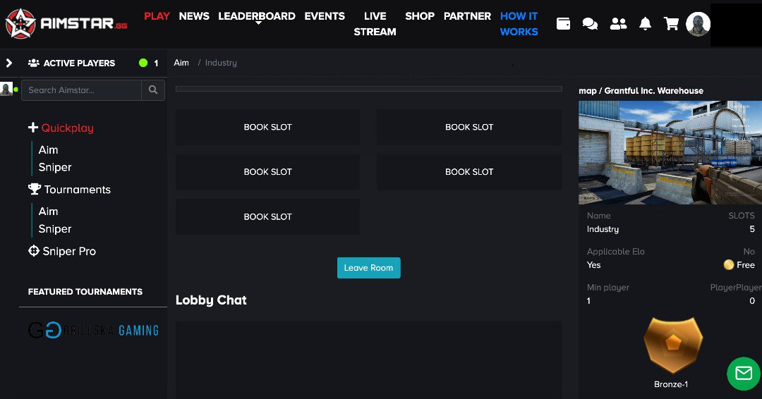 Head over to our lobby and book a slot in our FREE Aim Battles open beta right now at http://aimstar.gg. Play against the best shooters in the world and improve your aim in games like #Fortnite, #ApexLegends, and #Overwatch.   #esports #videogames #games #gamers #aimstargg