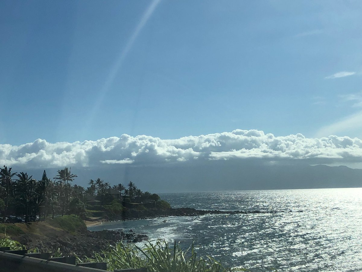 test Twitter Media - Windy and warm on the north shore. #cmweather #Maui https://t.co/kfl1AyhESm