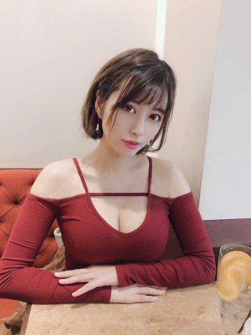 グラビアアイドルヴァネッサ・パンのTwitter自撮りエロ画像19