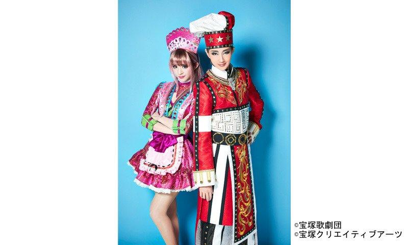 特派員募集のお知らせ 星組トップスター・ 紅ゆずる とトップ娘役・ 綺咲愛里 の宝塚退団公演となる、