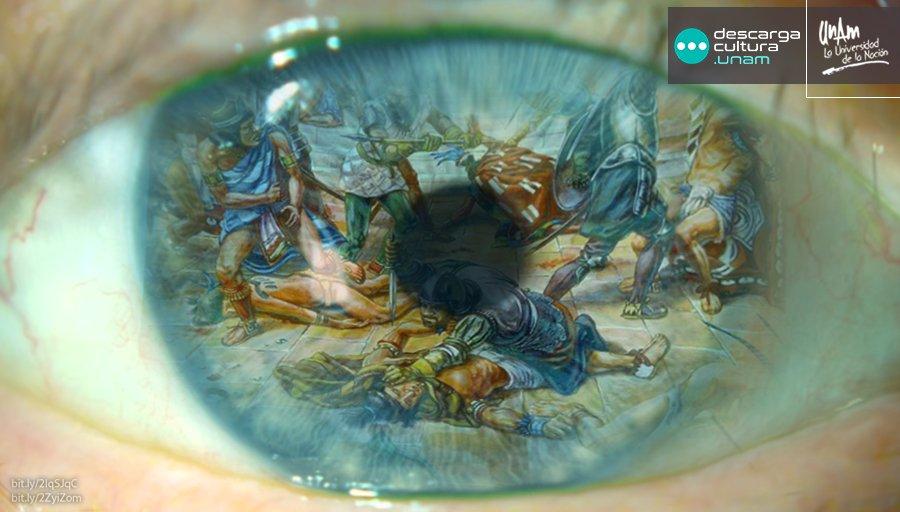 """¿Qué pasó en la Noche Triste? Arturo Pérez-Reverte cuenta la historia desde los """"Ojos azules"""" de un soldado español. 🎧 Escúchalo en @descargacultura > https://bit.ly/2IAQ0JT"""