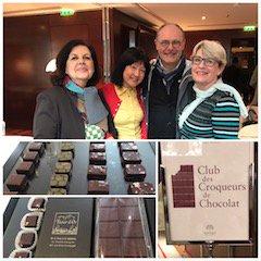 【PARIS】クラブ・デ・クロクール・ド・ショコラの定例会へ>> https://www.facebook.com/ogura.mika/posts/2721458861259346/…  今年のパリのSDC会期中に表彰されるAWARDSについても…  #CroqueursChocolat #CCC #Chocolat  #Chocolate #Cacao #BeanToBar  #SDCC2019 #チョコレート #カカオ  #ビーントゥバー #サロンデュショコラ #FRANCE