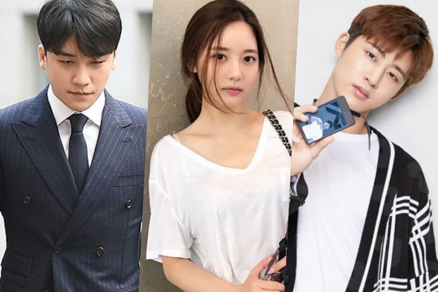 No Cut News Reports #Seungri Was Also Investigated For Drug Use In 2016 Around The Time Of #HanSeoHee And #BI's Casehttps://www.soompi.com/article/1333426wpp/no-cut-news-reports-seungri-was-also-investigated-for-drug-use-in-2016-around-the-time-of-han-seo-hee-and-b-is-case…
