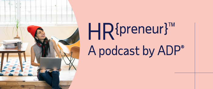 HR[preneur] Episode 12: The Future of Work: ADP at South by Southwest 2019 http://bit.ly/2FluMix