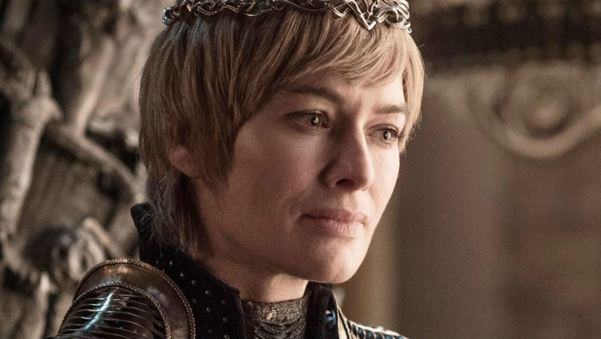 Lena Headey has revealed a deleted scene for Cersei in Game of Thrones. http://bit.ly/2WTVyV0