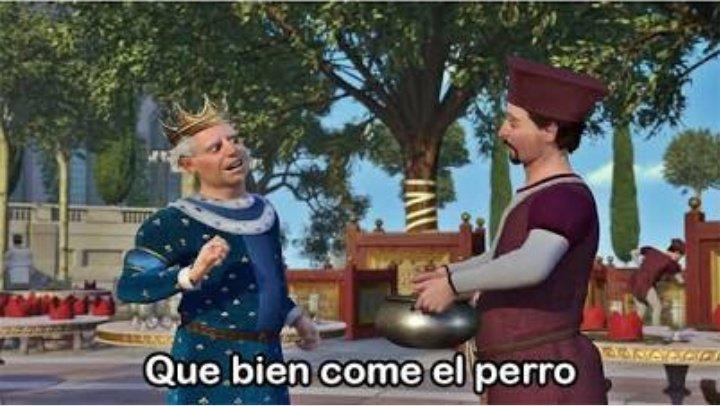 𝐤𝐨𝐤𝐞 On Twitter Cuando Tu Compa El Feo Trae Mejor Guiso Que Tu Shrek 2 En Tendencia