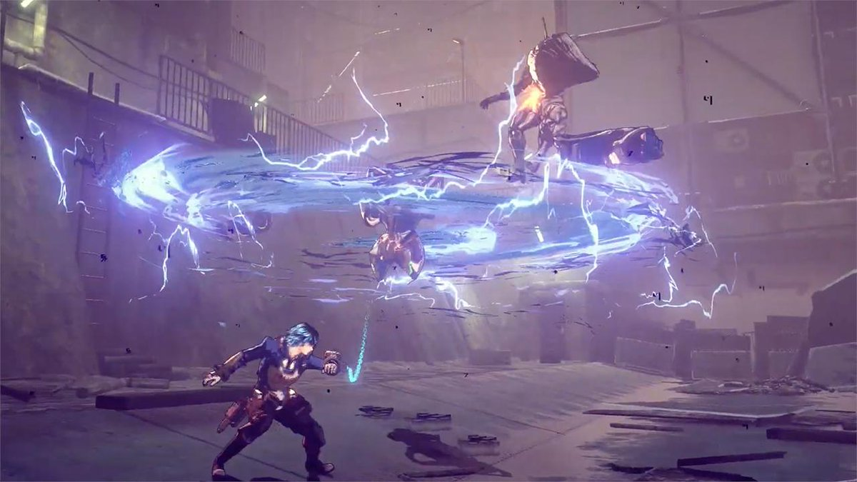 Astral Chain, the upcoming Nintendo Switch exclusive from PlatinumGames, has optional local co-op, but it allegedly makes the game more difficult. http://bit.ly/2RsFDvJ