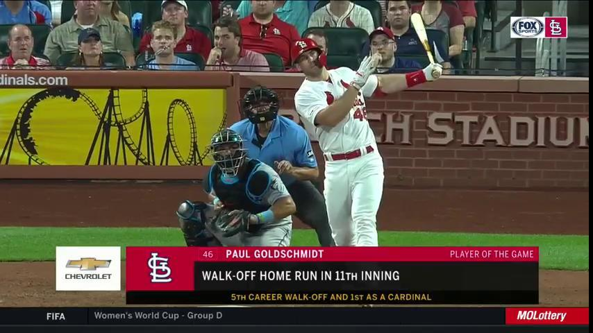 Picturesque, Goldy. #TimeToFly (Brought to you by your @MidAmericaChevy dealers.)