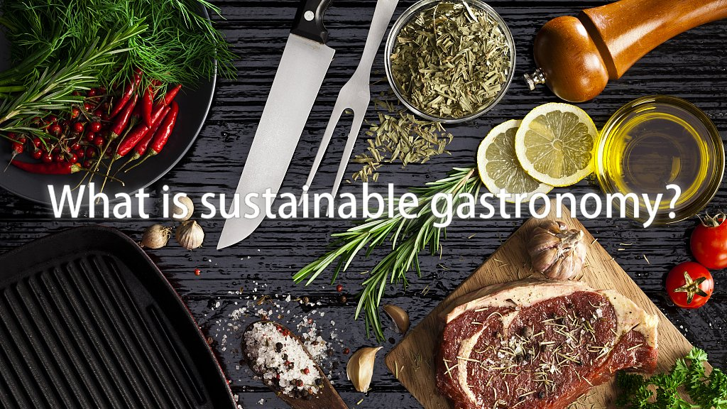 "#ICYMI Sustainable Gastronomy Day: ""Food is the fabric of societies"" http://bit.ly/2ItUCms"