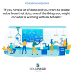 Image for the Tweet beginning: #Quotes #DataScienceQuotes #artificialintelligence #ai #machinelearning