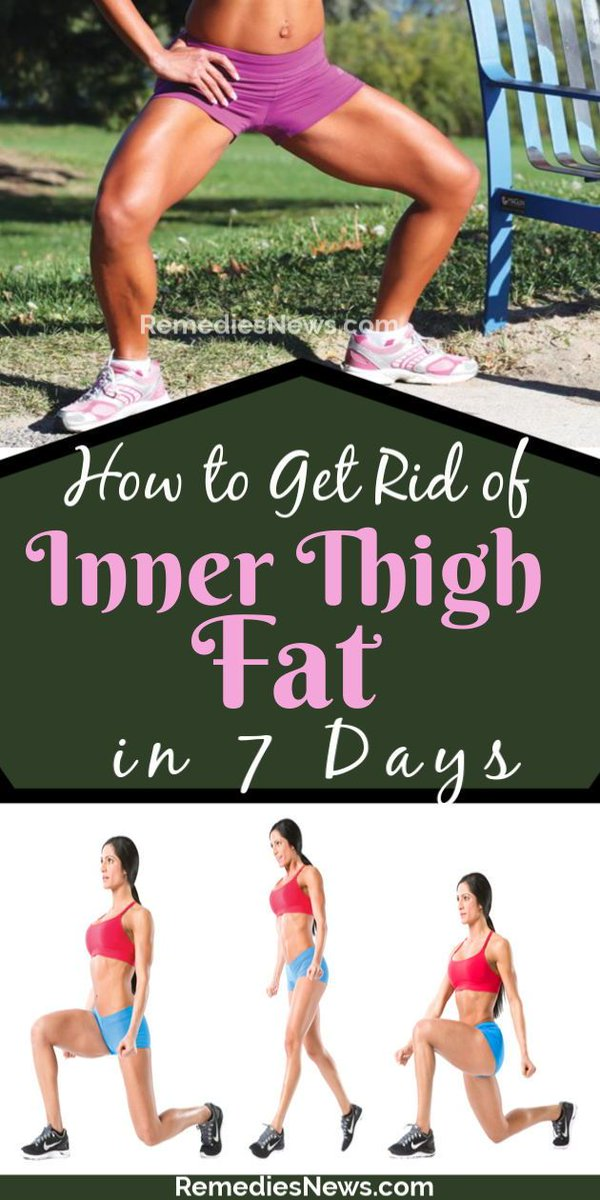 How to get rid of fat in your legs fast