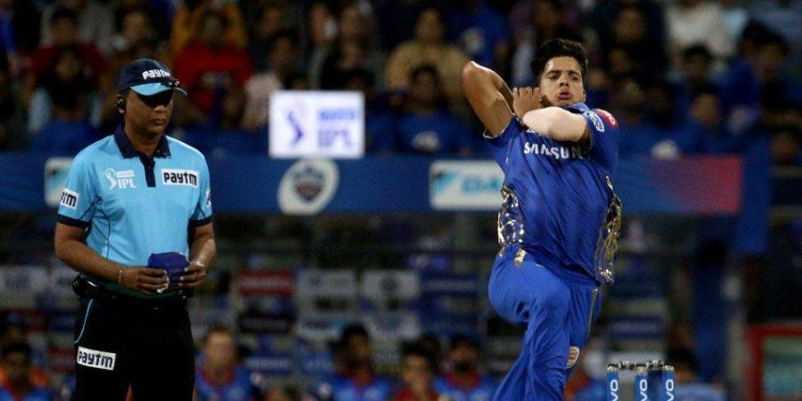 #BCCI bans #MumbaiIndians pacer Rasikh Salam for two years for submitting faulty birth certificates.