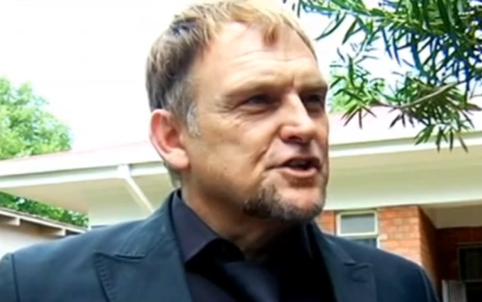 Steve Hofmeyr Photo