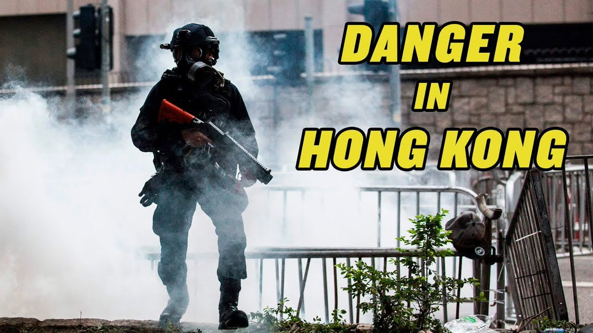 "So Hong Kong Chief Executive Carrie Lam are calling these protests ""organized riots?"" Let's just see about that... WATCH NOW! #hongkongprotests #CarrieLam https://www.youtube.com/watch?v=NNrJKnFH-Ps&list=PLyQwHft0jy6dBP4g-ssyFarpq_Kam_NYV&index=2& …"