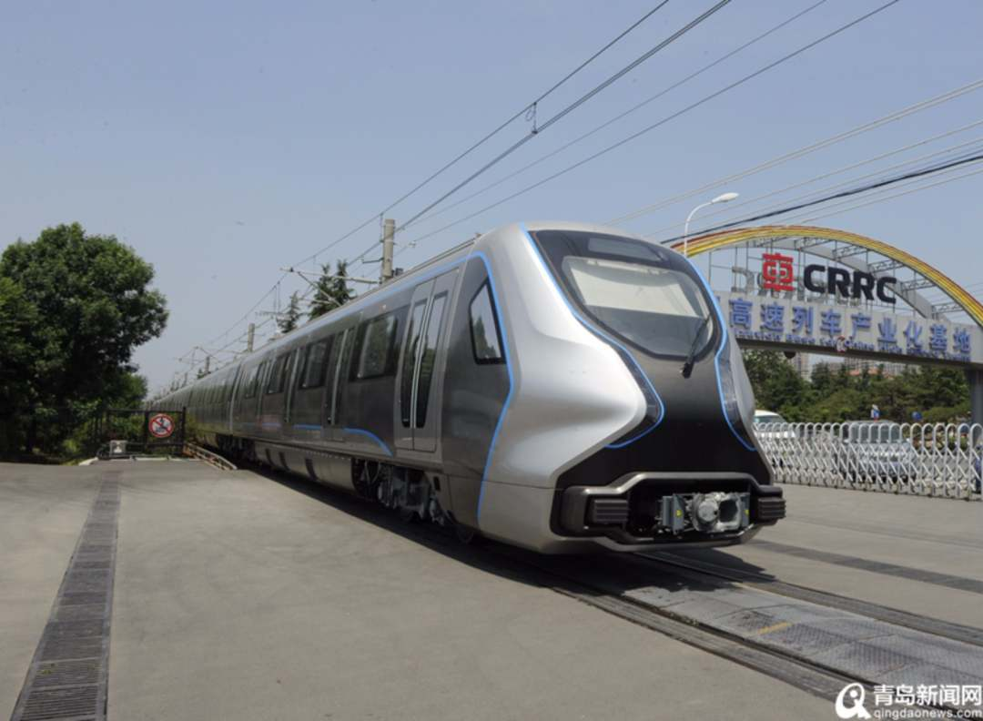 """The future of metro is coming! A trial run of 6 next-generation subway trains was conducted successfully on June 19. Many new technologies and materials were used in its development, which has earned it the name """"Metro of the Future"""". <br>http://pic.twitter.com/vPbnOjhQC1"""