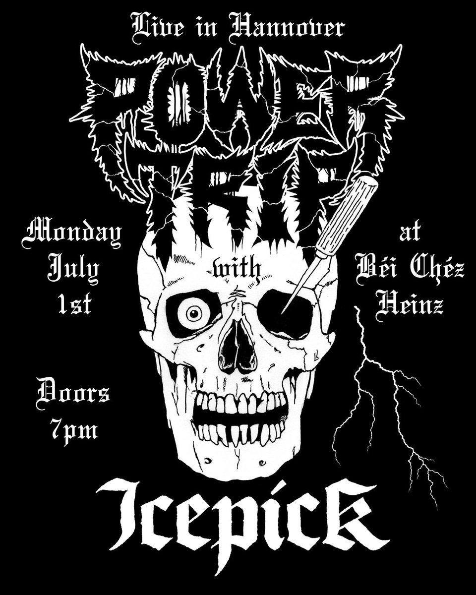 Next up we're playing with the almighty @powertriptx in Hannover, Germany.  #icepickhc #icepickhardcore #powertrip <br>http://pic.twitter.com/IFSAuNzBex