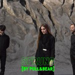 Image for the Tweet beginning: On today's Sprung by @pullandbear