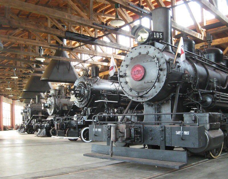 The start of another tour weekend today!  #ageofsteamroundhouse #steamlocomotive #locomotive #steam #railroad #train #railroadhistory #railfan #railroads #trains #steampower #steampunk #ohiofindithere