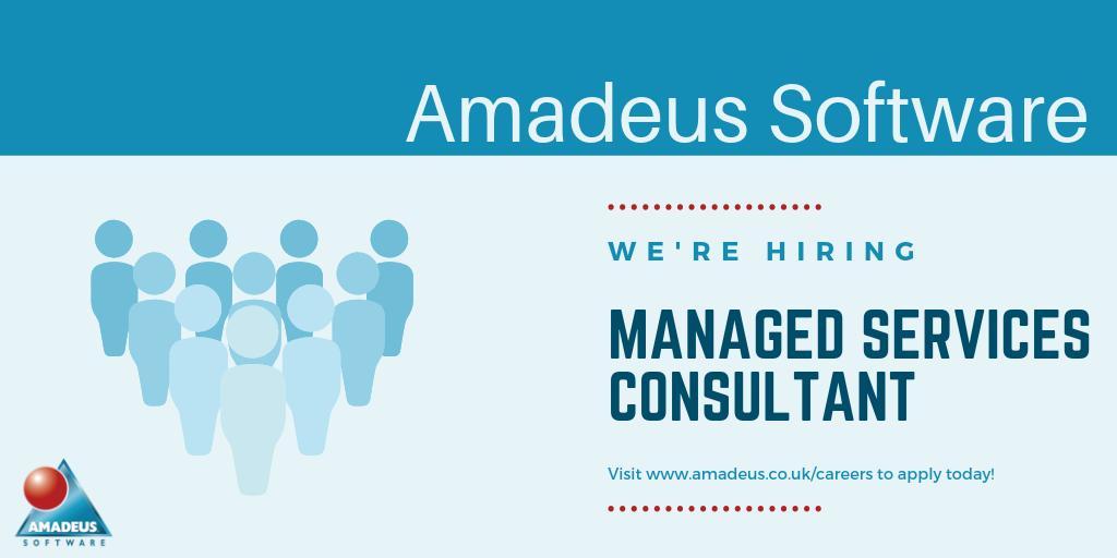 Amadeus Software (@ExpertsInSAS) | Twitter