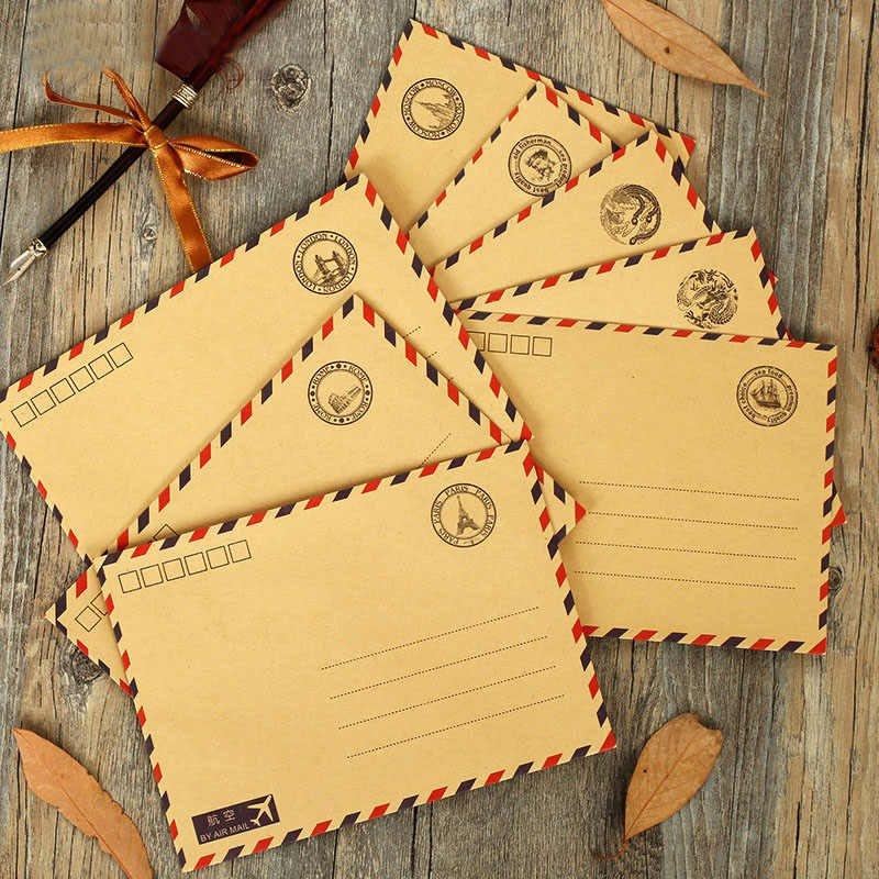 Бумажные письма красивые картинки
