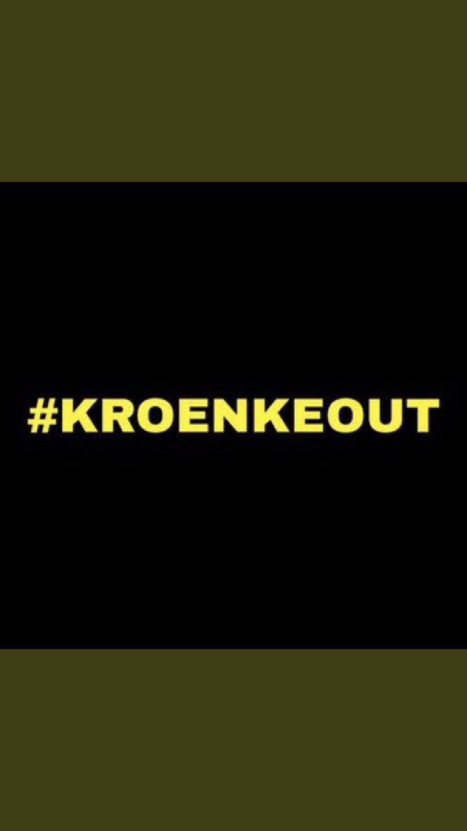 Retweet to get this trending, #kroenkeout  The sooner the man is out of our club the better! <br>http://pic.twitter.com/CltpTmSoTm
