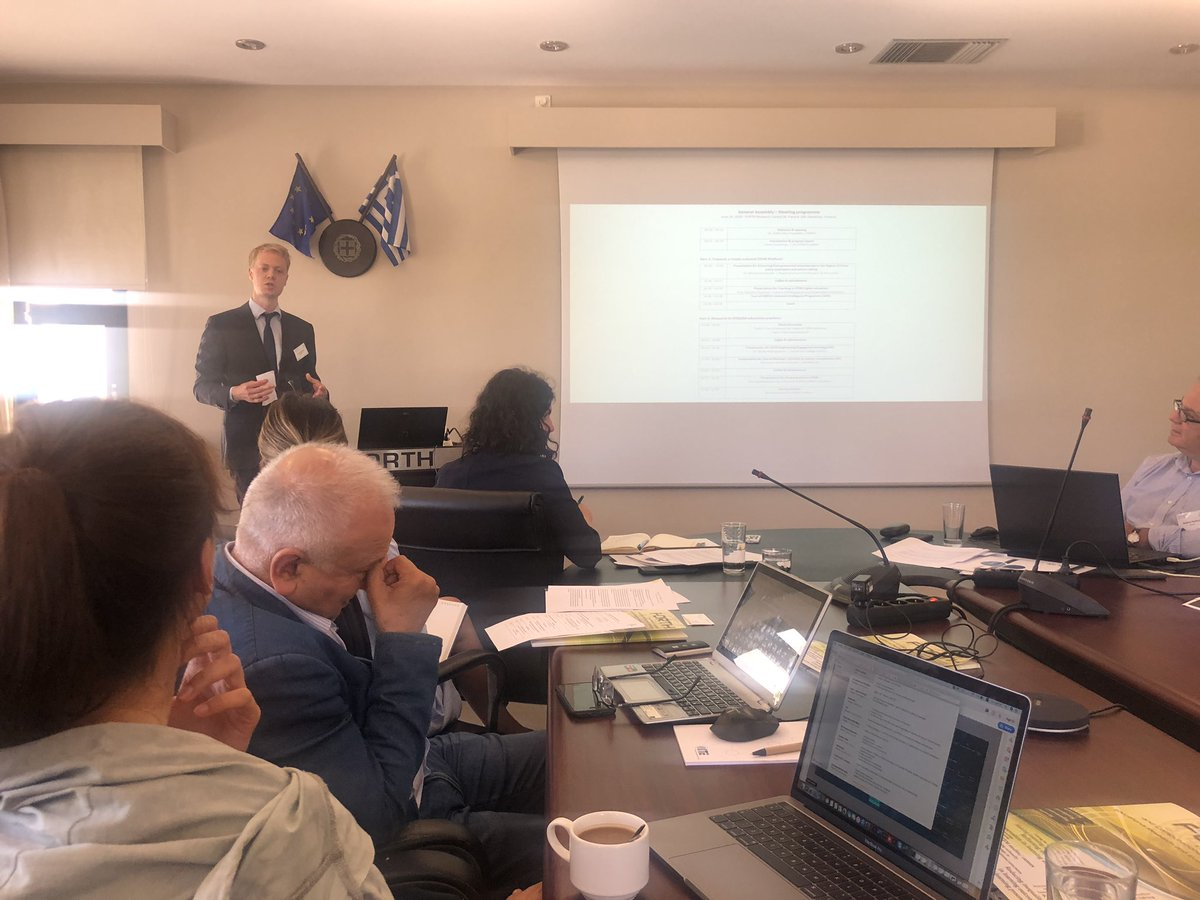 General Assembly of @STEM_Europe on its way in #Crete at #Forth Research Centre<br>http://pic.twitter.com/P4p397sgPC