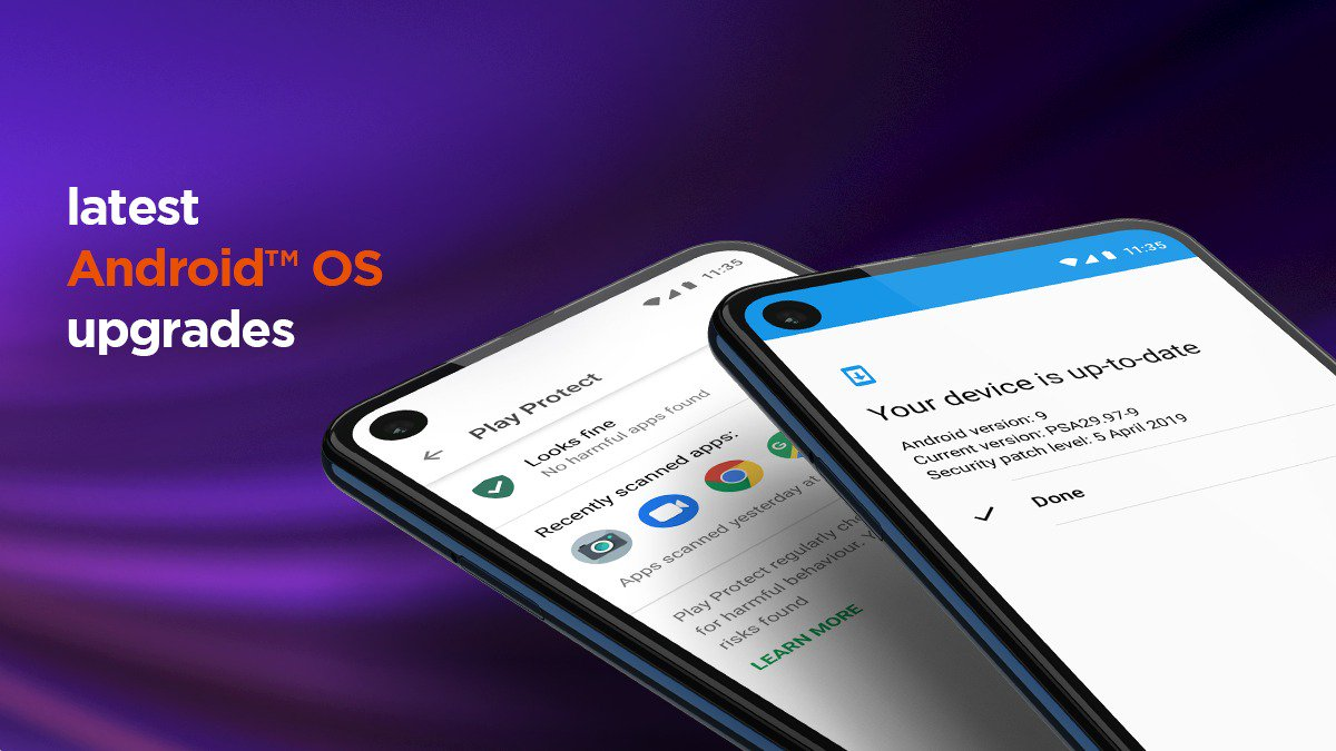 Motorola One Vision Launched in India with Exynos 9609 soc