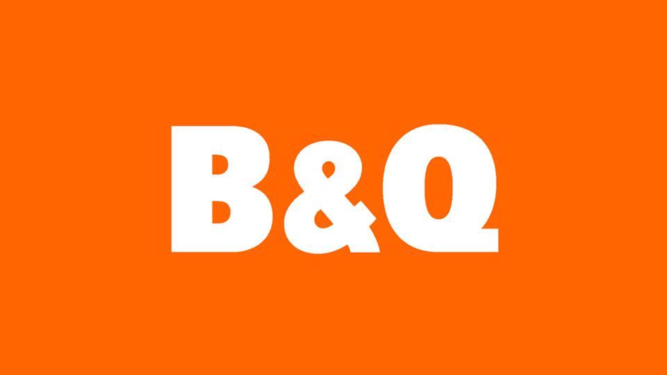 b and q logo
