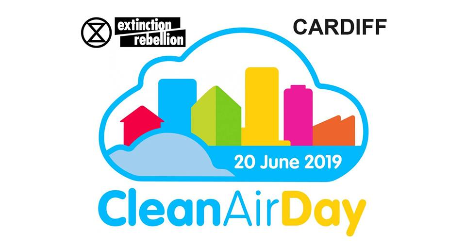 Join @XRCardiff for their National #CleanAirDay Cycle Gathering from 5.30 PM to 8.30 PM this evening: facebook.com/events/4672474… @XRebellionUK
