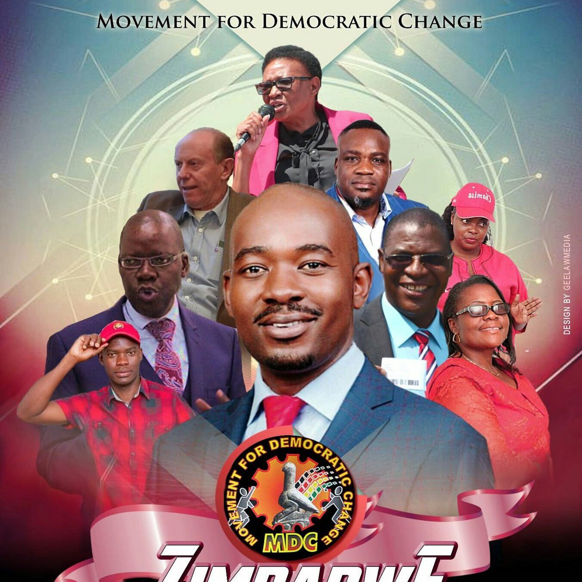 We congratulate all elected and newly appointed Members of our National Executive and Standing Committee. We stress that these posts are functions we hope you will unite, engage and mobilize for the good of the Party. #Masvingo wish the Leadership Engage in unity @nelsonchamisa<br>http://pic.twitter.com/NSr0AQ8wwI
