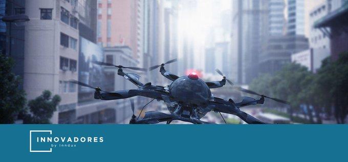 Hospitales de París y Nantes utilizarán drones para enviar medicamentos - via @innovadores_inn...