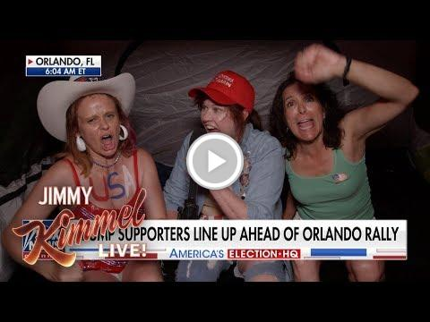 Trump Launches Re-Election Campaign in Orlando  http:// vid.staged.com/dnVv      #staged<br>http://pic.twitter.com/2IYySSUdNv