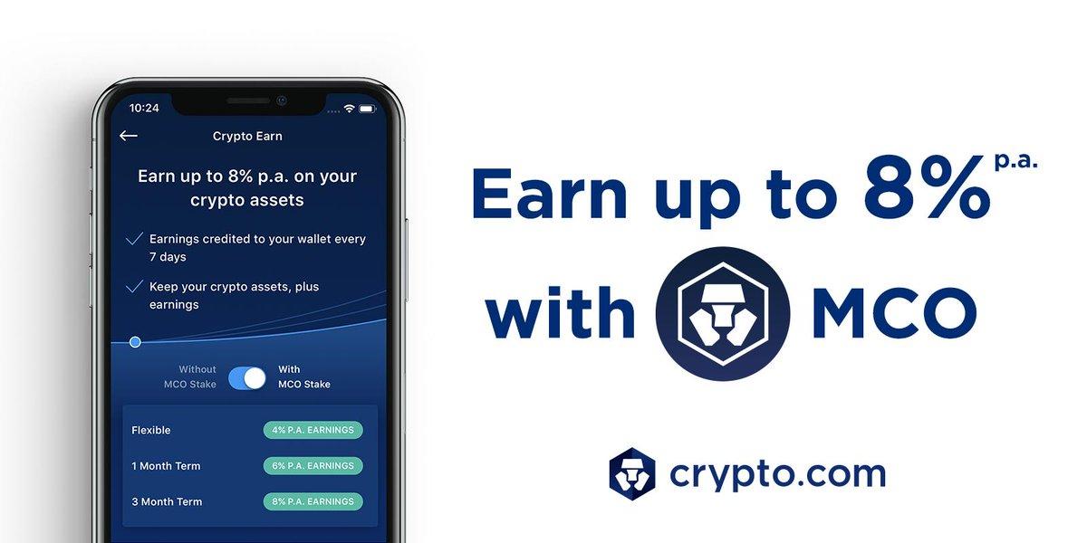 Crypto com on Twitter: