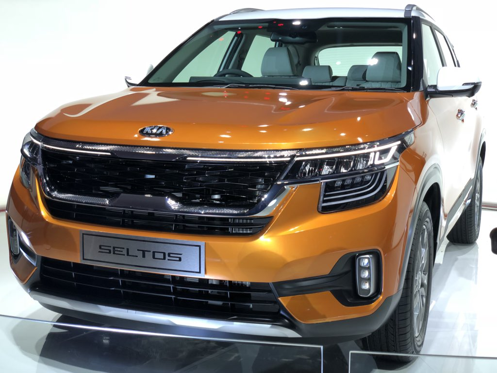 #KiaSeltos to come with segment first 1.4 Turbo GDI with 7DCT transmission along with other diesel & petrol variants in automatic & manual options