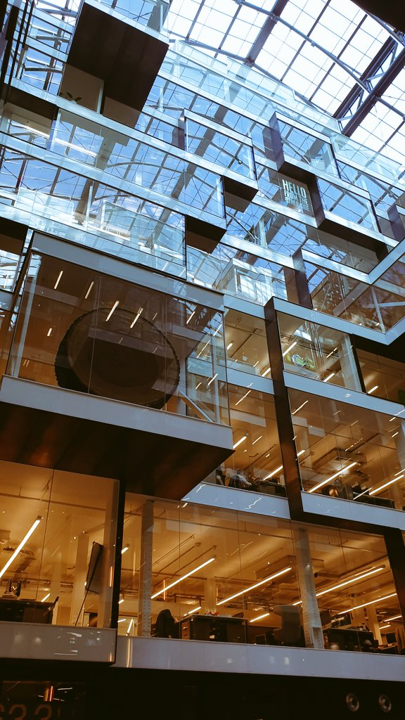 RT @RobertStark71 #ExperienceMakers #proptechmasterclass looking forward to an interesting session this morning on #proptech at the impressive AlphaBeta building.