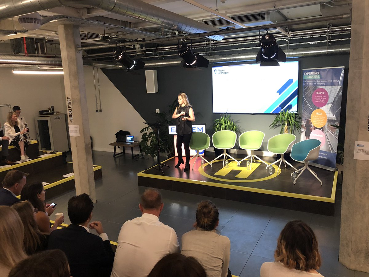 RT @BritProp Keynote by @jacitytalks @placesforpeople this morning at #ProptechMasterclass event by @EquiemUK & @MakeExperiences > advice for entrepreneurs is in line with our work to identify property lifecycle pain points & how tech can support more innovative approaches to respond to these
