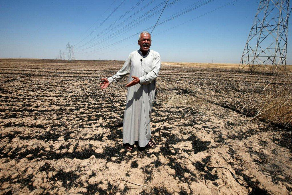 After years of war and drought, Iraq's bumper crop is burning http://www.reuters.com/article/us-iraq-wheat-fires-insight-idUSKCN1TL08T?utm_campaign=trueAnthem%3A+Trending+Content&utm_content=5d0b4684b1a3150001dda657&utm_medium=trueAnthem&utm_source=twitter…